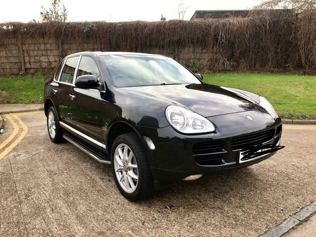 ## PORSCHE CAYENNE## V6 ## HPI CLEAR ##BLACK & BEIGE LEATHERS##EXCELLENT  CONDITION ##MAKE AN OFFER##   in Newham, London   Gumtree