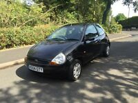 FORD KA 1.3 PETROL,12 MONTHS MOT,GENUINE MILEAGE,2 OWNERS,AIR CON.