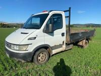 2005 IVECO DAILY TIPPER 2.3TD 3500KG