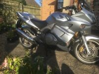 Honda Cbf 1000cc 2007. with extras priced to sell but may take px if it helps you