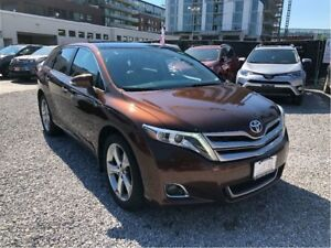 2014 Toyota Venza LIMITED AWD V6 | ONE OWNER | FULLY LOADED