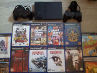 ps2 and games.