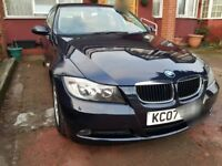 BMW 320D automatic 1 year MOT only 3 owners
