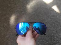 Genuine authentic Converse Aviator Polarised Sunglasses