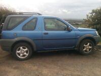 Year 2000 Land Rover Td4 Diesel £650 ono