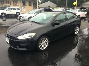 2013 DODGE DART SXT- ALLOY WHEELS, BLUEOOTH, CRUISE CONTROL, U-C