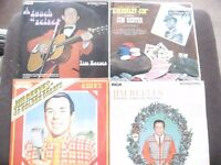 5 LP Jim Reeves bundle, collect in London or will post, nice vinyl bargain!
