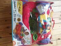K's Kids Jumbo Go Go Go soft car