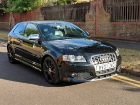 Audi S3 Hatchback 2.0 TFSI Quattro 3dr Black NEW MOT