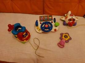 Vtec Bundle 6months-3years. Educational play. Development