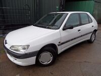 Peugeot 306 Diesel Hatchback for sale
