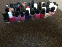 Nail polishes over 60