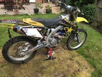 Rmz450 09 not crf kxf Ktm Yzf