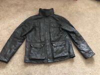 Men's large coat