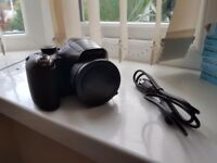 GENUINE Casio Exilim EX-FH25 10.1 MEGA P- Bridge Camera Black CMOS Shift Image- EXCELLENT CONDITION