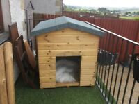 DOG KENNEL 3ft wide 3Ft high x 4ft deep