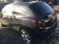VAUXHALL corsa Parts Only