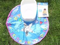 Potty, Mat and Book