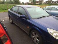 2006 Vauxhall vectra