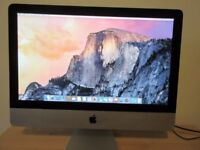 iMac (21.5-inch, Mid 2011) core i5 2.5GHz, Radeon 6750M 512MB,8GB RAM, 500GB HDD