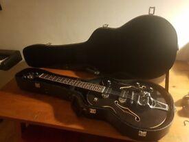 Black Epiphone Wildkat (Electric Guitar)