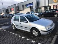 VW Golf MK4 Slares Repair Doesn't Need Much Work