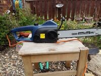 chainsaw Xtreme electric