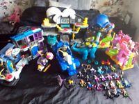 Batman large bundle set