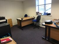 Desk space, all inclusive, no hidden costs, unbeatable in price, Cambridge North
