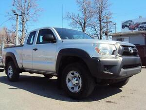 2013 Toyota Tacoma 4 CYL 2.7 5SP 4X4 EXT CAB POWER WINDOWS