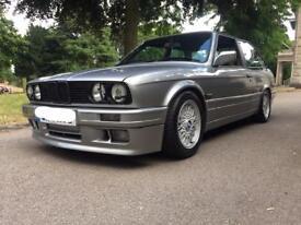 1990 GENUINE E30 BMW 325i SPORT TECH 2. Not m3