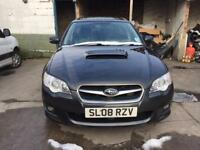 Subaru Legacy 2008 breaking for spares