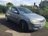 Vauxhall Corsa Twinport 1.0, 3 dr, 5 Speed Manual, 53 Reg, 50,000 , Mot to Feb 17, Great 1st Car