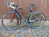 Giant Defy 3 Composite 2014 (Carbon Frame & Fork) Road Bike Size Medium 54cm