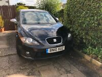 Seat leon tdi CR FR black manual