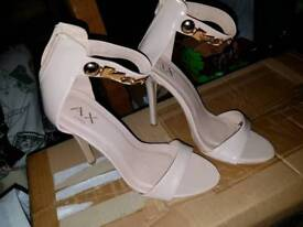 Ladoes size 4 heels etc