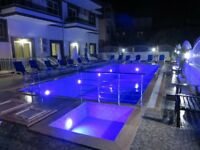 2 Bedrm Lux Holiday Apart with all modern appliances & Pool near to Sunday Market, Fethiye, Turkey