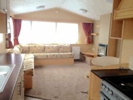 *Glazed and Heated* Static Caravan for Sale, Near Bridlington, East Coast, 12 Month Park