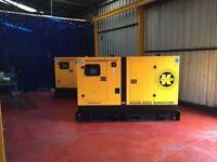 Kelvin SP110 100 kVa generator for sale