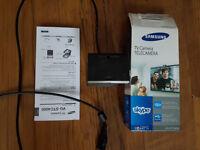 TV CAMERA SAMSUNG SKYPE VG-STC4000