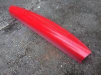 Ergoline 600 sunbed front plastic cover