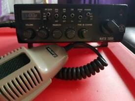 NATO 2000 cb radios