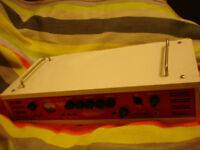 Ashdown Engineering MAG 400. Amplifier Head. Vintage, English build quality.