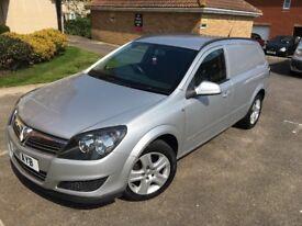 Vauxhall Astra Van 2011 Sportive Low Mielage!! NO VAT!!