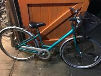 Raleigh Pioneer Chiltern Ladies Town Bike. Serviced, Great condition. Free Lock, Lights & Delivery.