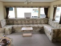 Double Glazed & Heated Static Caravan Holiday Home FOR SALE Mid Wales - Borth near Aberystwyth
