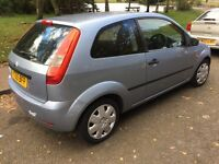2005 FORD FIESTA STYLE CLIMATE-1.2L 3 DOOR HATCHBACK MANUAL PETROL ONE YEAR MOT