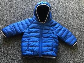 Next boys 6-9mth winter coat
