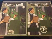 Power Grid Board Game + Expansion