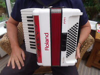 Roland FR 1 Piano Accordion